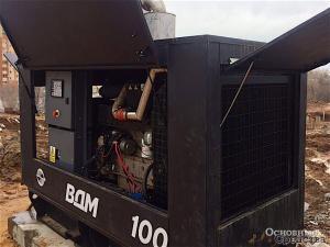 Дизель-генератор ВДМ-100